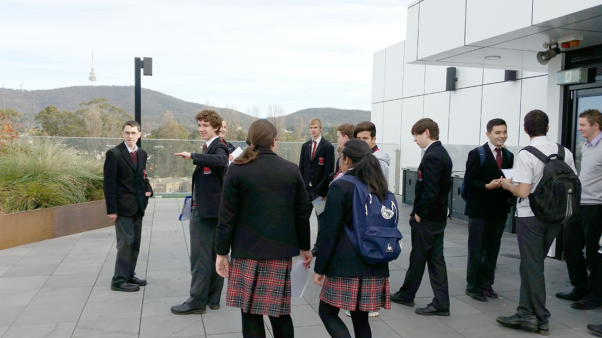 Year 10 Urban Geography field activity