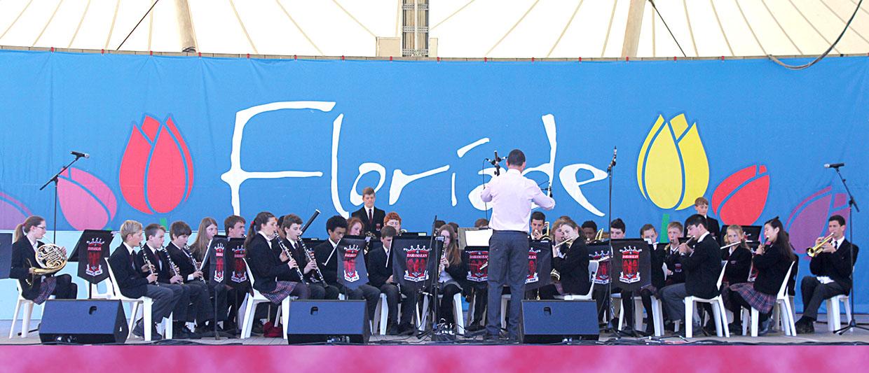 music at floriade