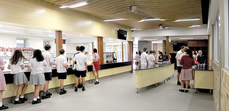 Daramalan canteen 2017