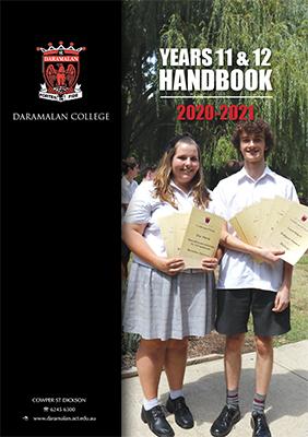 Years 11-12 Handbook 2020-2021